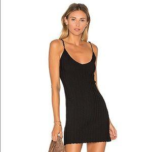 Knitz for love and lemons black dress